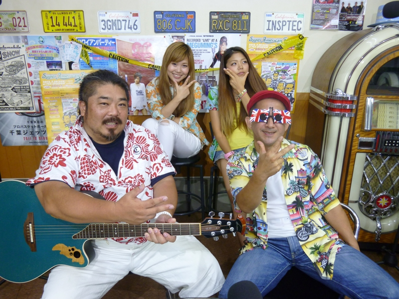 『SHIOHAMA7』(2012年7月26日放送分)