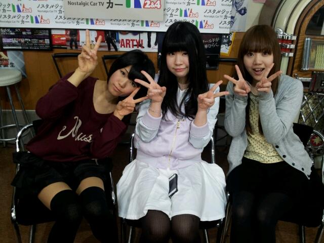『いきますCar!』#19(2013年3月7日放送分)