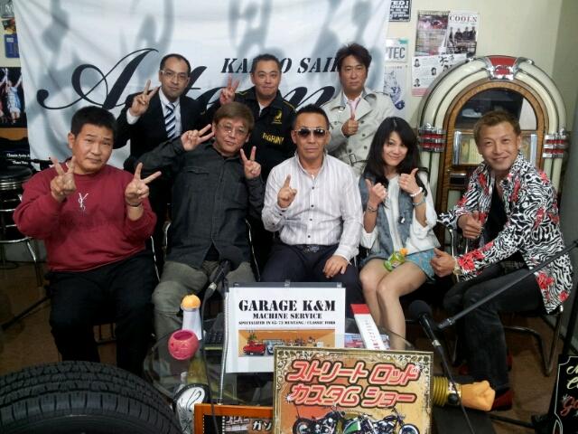 『A-team TV』プレ放送(2013年4月11日放送分)