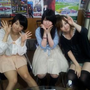 『いきますCar!』#22(2013年6月6日放送分)