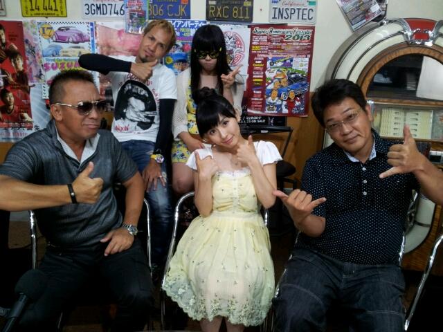 『Anija TV』#06(2013年8月1日放送分)
