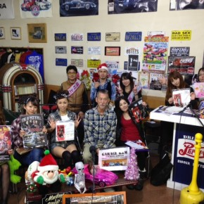 『湾岸ベース』#129(2013年11月7日放送分)