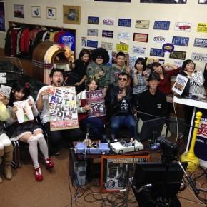 『湾岸ベース』#146(2014年3月20日放送分)