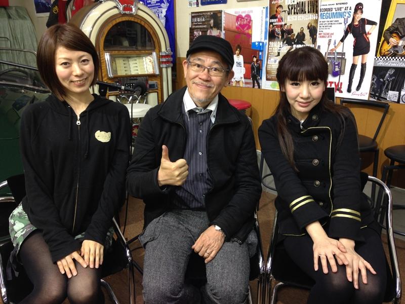 『エンジンで行こう!』#5(2014年4月10日放送分)
