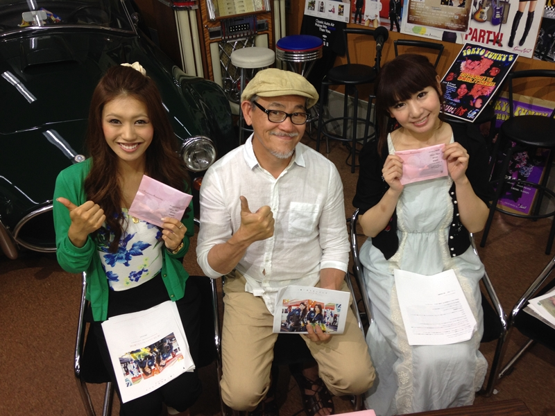 『エンジンで行こう!』#7(2014年6月12日放送分)