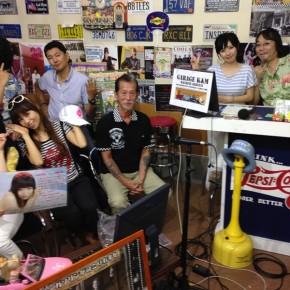 『湾岸ベース』#160(2014年6月26日放送分)