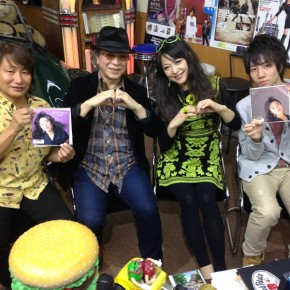 『meguming LOVE U tv』#20(2014年11月06日放送分)