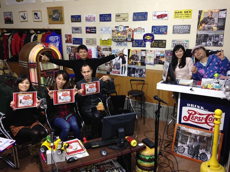 『湾岸ベース』#186(2014年01月22放送分)
