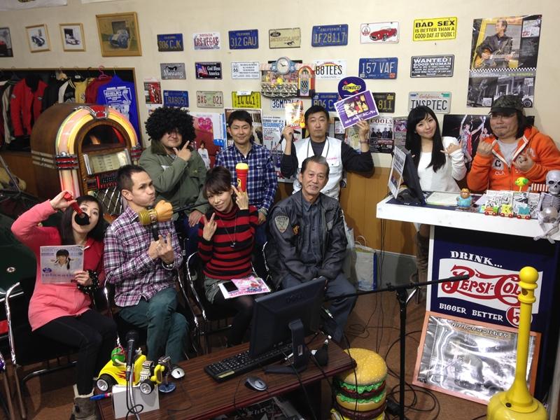 『湾岸ベース』#187(2014年01月29放送分)