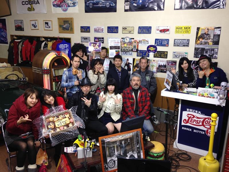 『湾岸ベース』#189(2014年02月12放送分)
