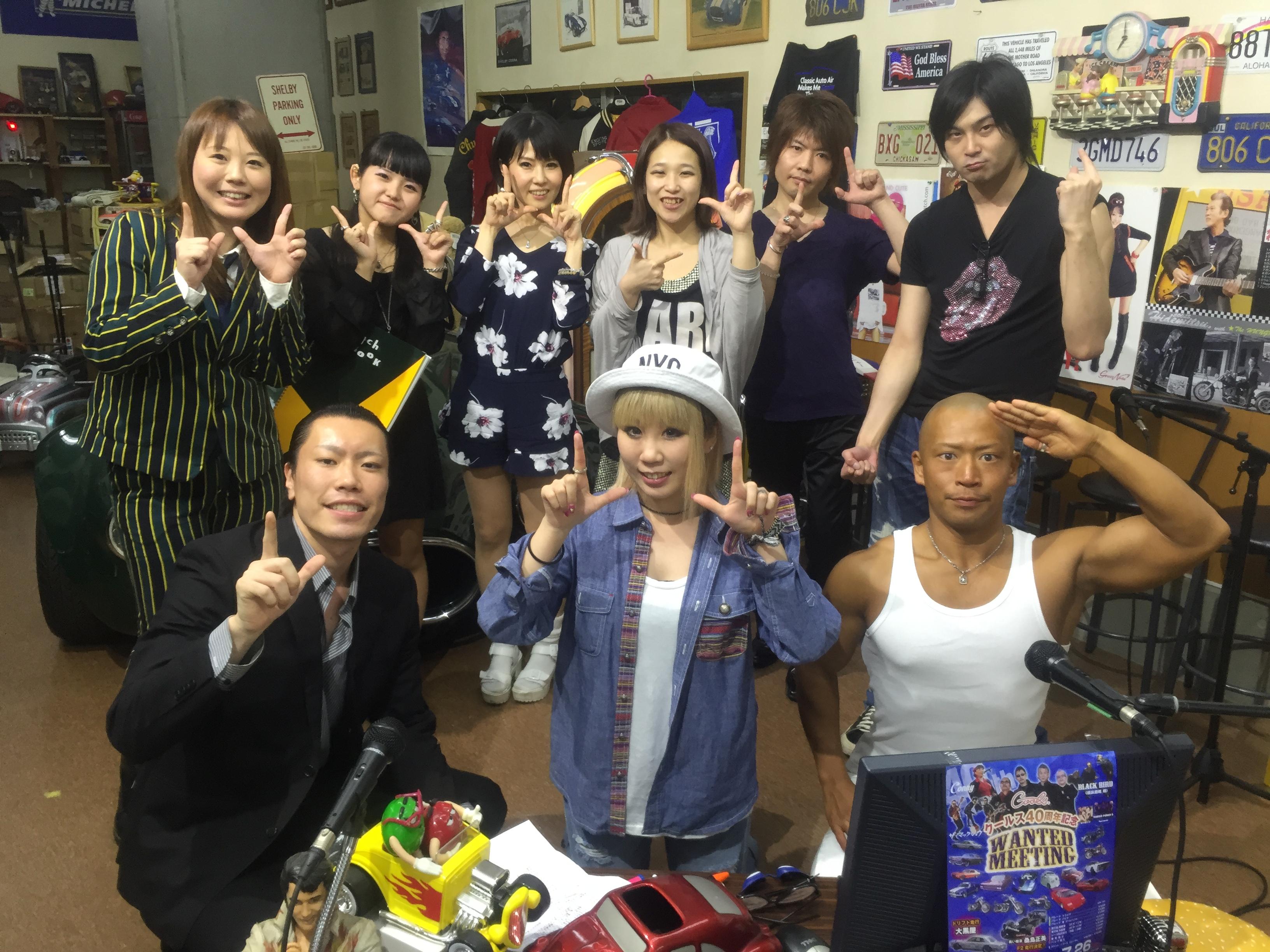 『Love Joy』#4(2015年05月28日放送分)