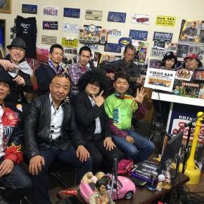 『湾岸ベース』#228(2015年12月17日放送分)
