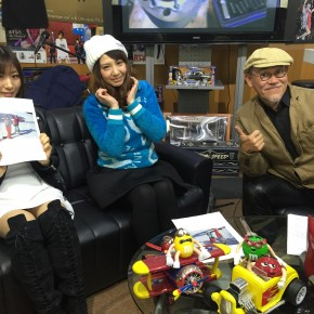 『エンジンで行こう!』#22(2016年3月10日放送分)