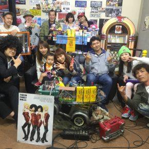 『湾岸ベース』#244(2016年4月28日放送分)