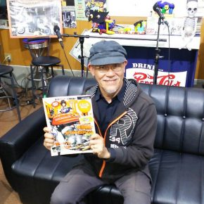 『エンジンで行こう!』#30(2016年11月10日放送分)