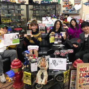 『湾岸ベース』#354(2018年12月3日放送分)