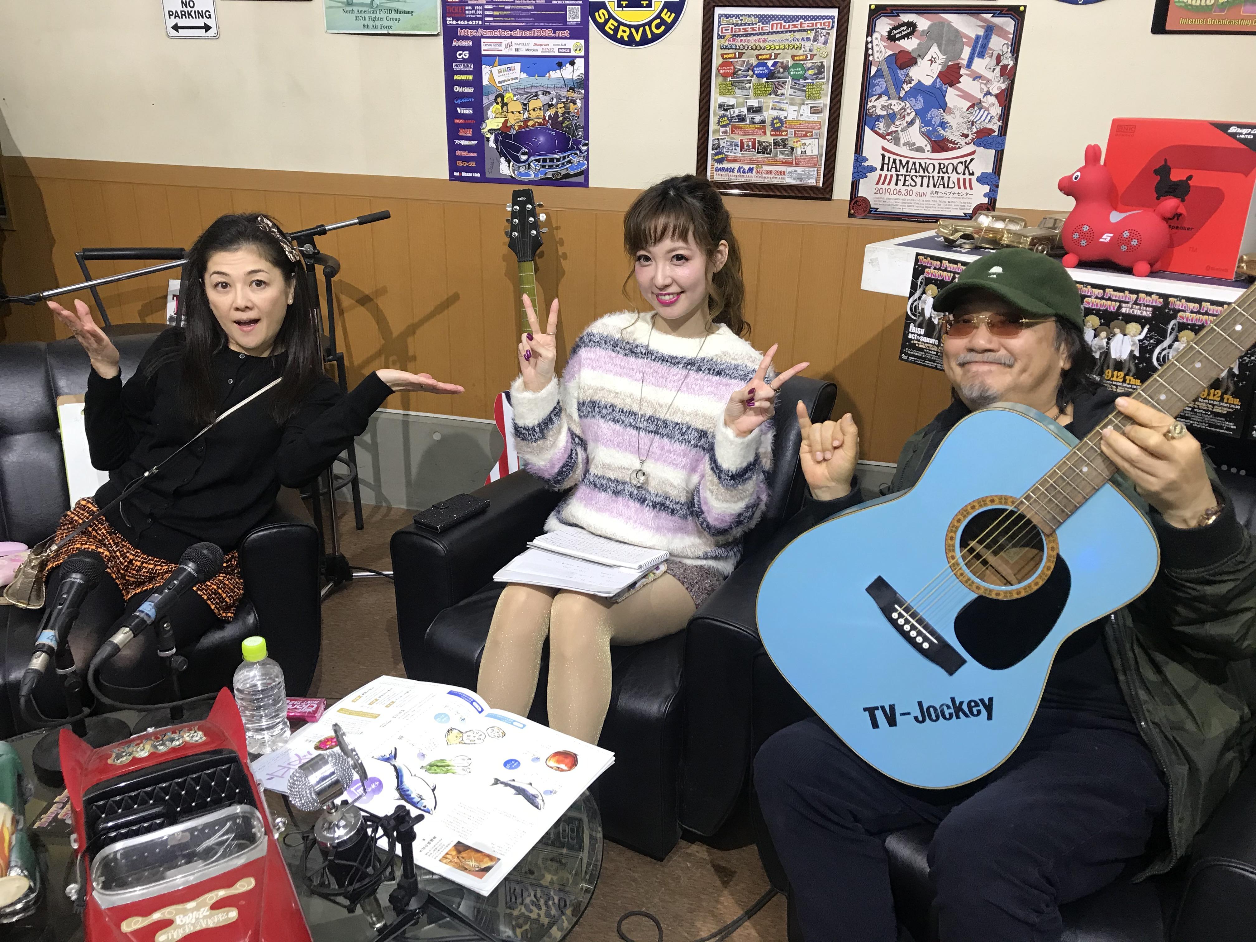 『湾岸ベース』#393(2019年11月14日放送分)